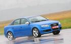 Фото Audi RS4 тест-драйв