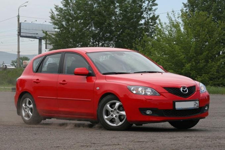 Mazda3 - отзыв владельца