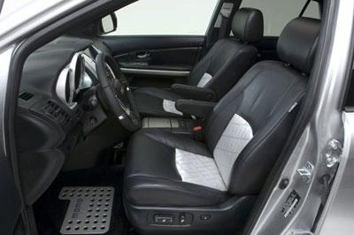 Тюнинг: Lexus RX 400h