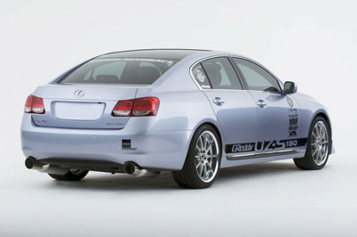 Тюнинг: Lexus GS430