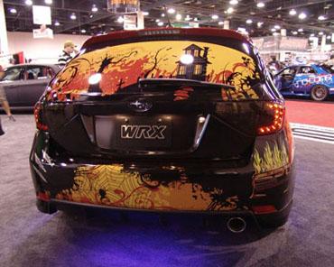 Тюнинг: Subaru Impreza WRX