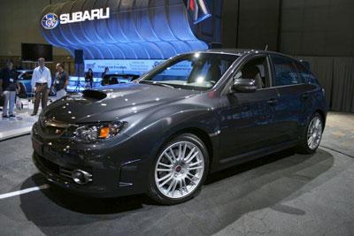 Фото Subaru WRX-STi