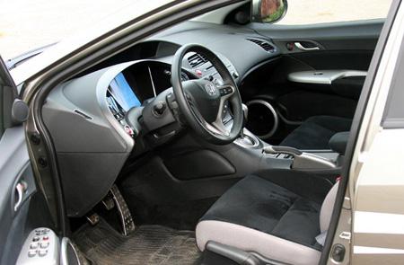 Тест-драйв: Honda Civic 5D