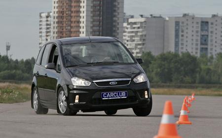 Ford С-МАХ тест-драйв