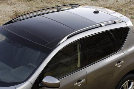 Nissan Murano в Лос-Анджелесе