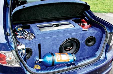 Тюнинг Mazda 6 / Мазда 6