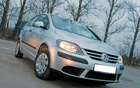 Volkswagen Golf Plus тест-драйв