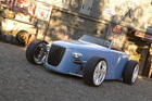 Хот-род / hot-rod Volvo Caresto V8 Speedster