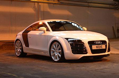 Audi TT «повысили» до R8