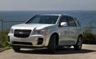 Водородные автомобили: Chevrolet Equinox