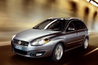 Новый Fiat Croma