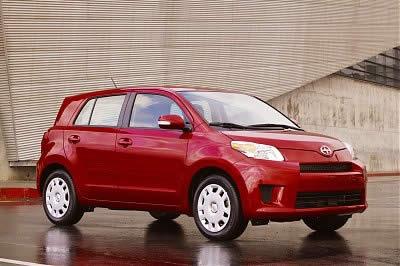 Фото. Новый внедорожник: Toyota Scion xD