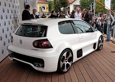 Фото Volkswagen Golf GTI
