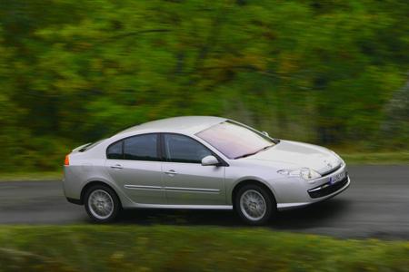 Фото Renault Laguna Active Drive