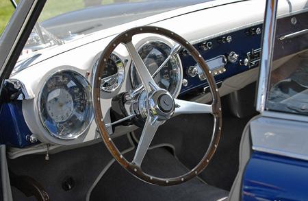 Ford болиды Ford Cunningham C2R