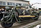 Мотоцикл на базе танка