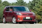 Фото Toyota Corolla Rumion-новинка семейства Corolla