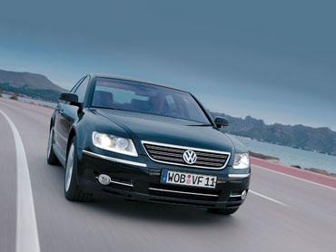 Фото Volkswagen Phaeton