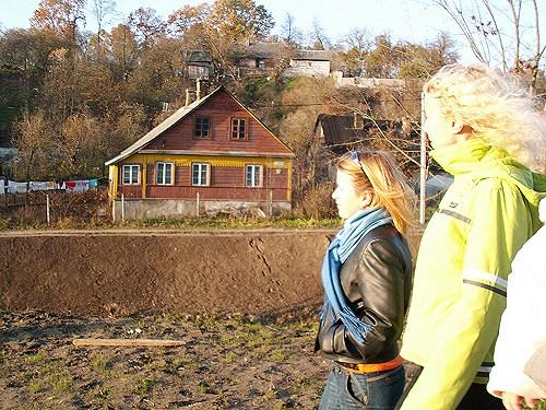 dimaidr. выход в город. шестого ноября 2005