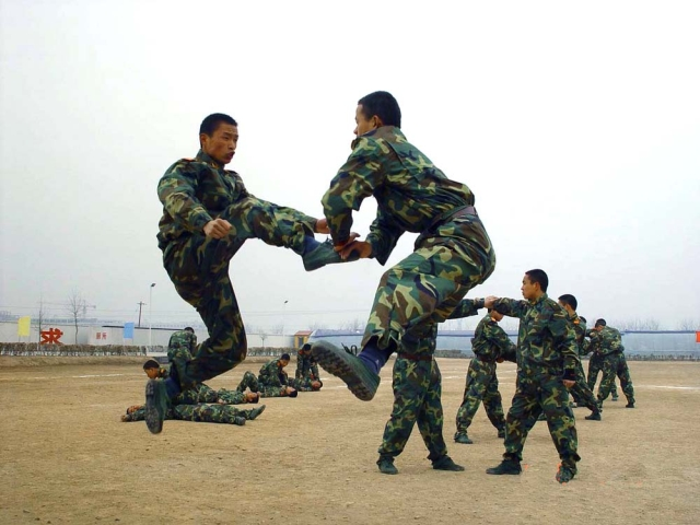 Современный Рукопашный Штурмовой Бой Армии Сша