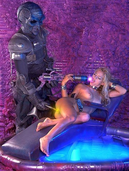 инопланетянина порно встречает шлюха