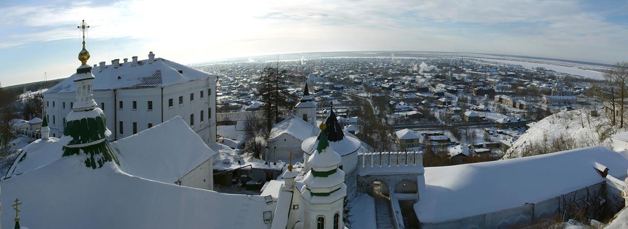 Города и веси России - Тобольск