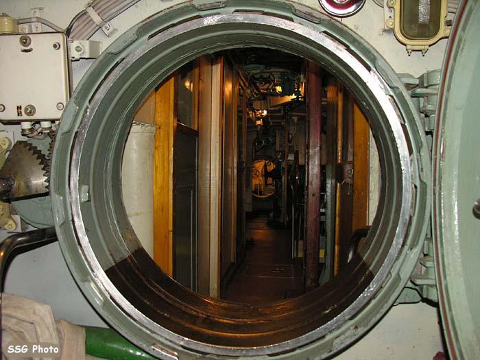 вид из перископа подводной лодки фото