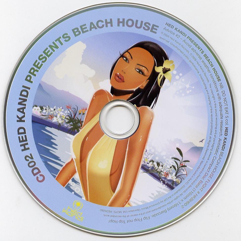 Hed Kandi Beach House 04 04: Deep In The House: Hed Kandi: Beach House 60