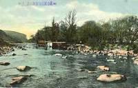 Река Тетерев. Житомир. XIX век