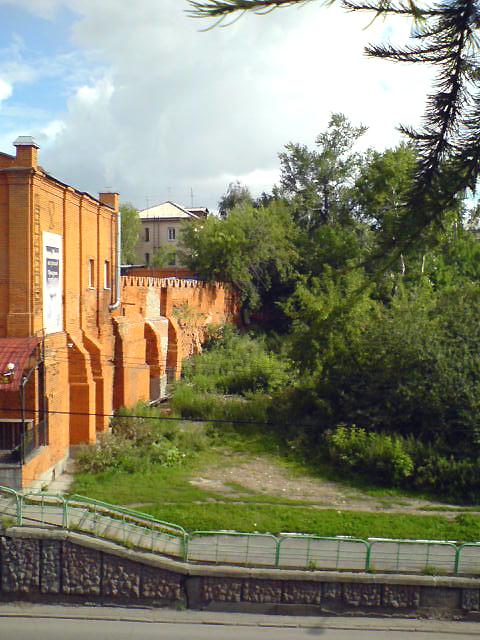 Кирпичная архитектура