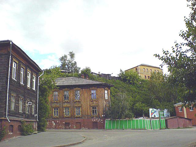 Многоэтажный Томск
