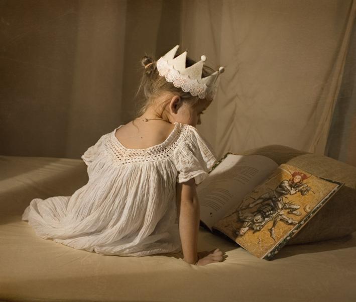 О служанках, принцессах и королевах…