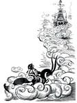 хочу предложить вниманию участников сообщества гравюры Д.М. Дмитриева к той же сказке из книги, изданной в 1976...