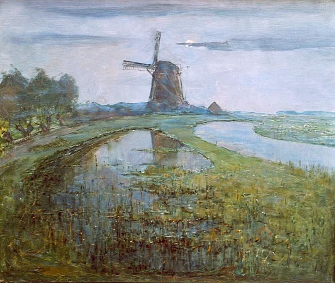 Piet mondrian essay