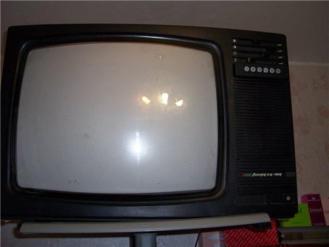 Телевизор рекорд 381 схема фото 154