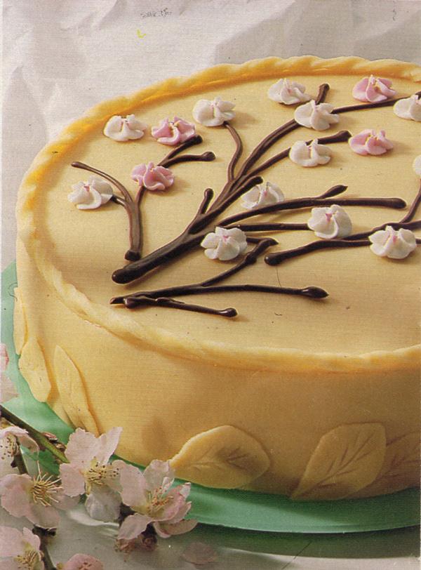 Торты оформление фото красивые торты