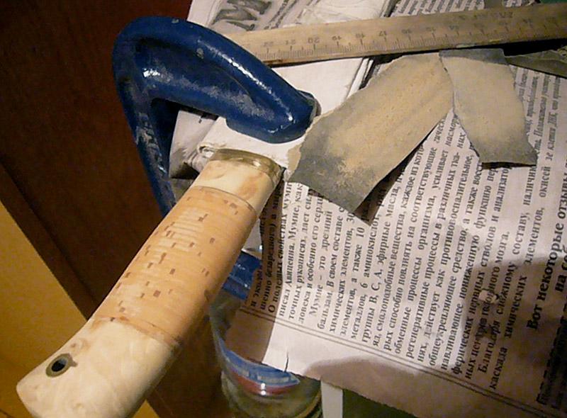 Технология изготовления ножа своими руками 21