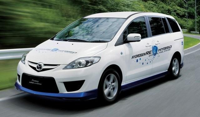 Мазда примаси фото - Mazda Premacy отзывы.