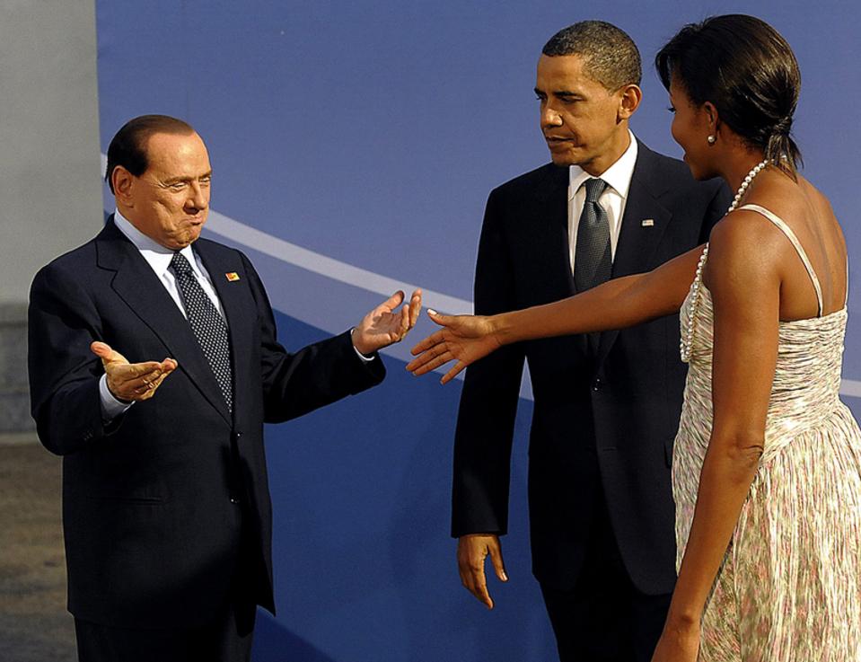 Что же на самом деле произошло с Берлускони / That actually has occurred to Berlusconi.