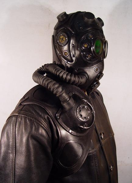 bob bassets lair � cf steampunk gas mask