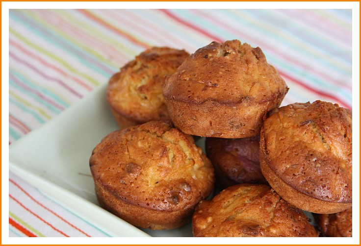 Низкокалорийные кексы рецепт с фото