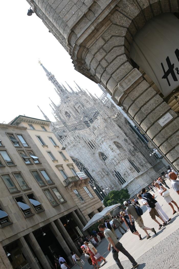 MILANO от 1 августа 2009