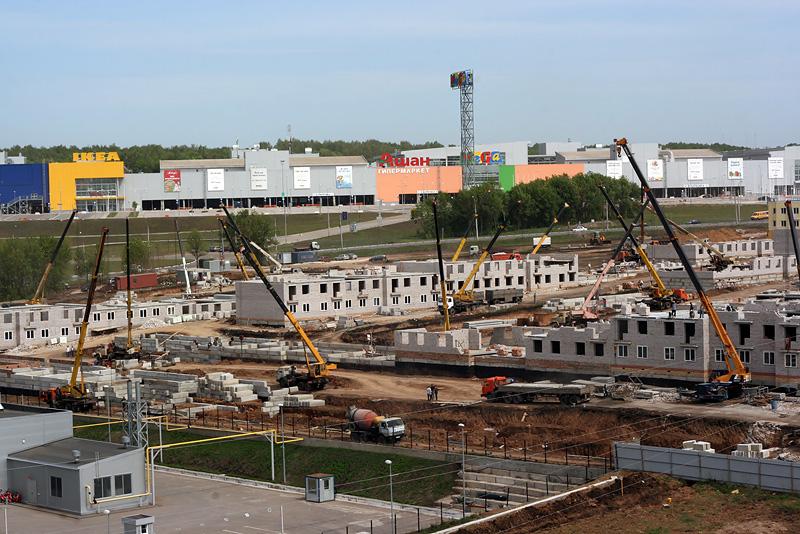 Кошелев проект в Самаре.