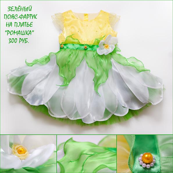 Платье ребенку своими руками из материалов