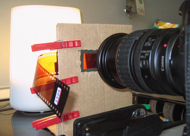 Сканер плёнок своими руками 35