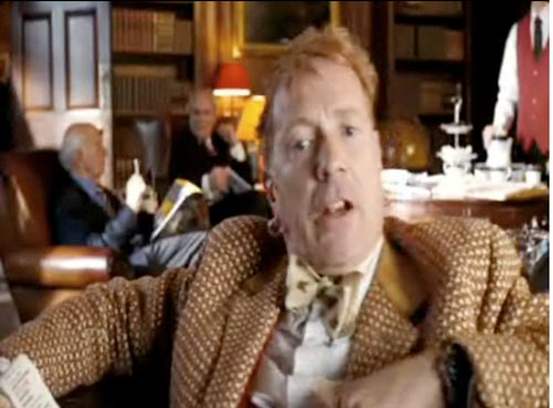 deadjon John Lydon in TV ad