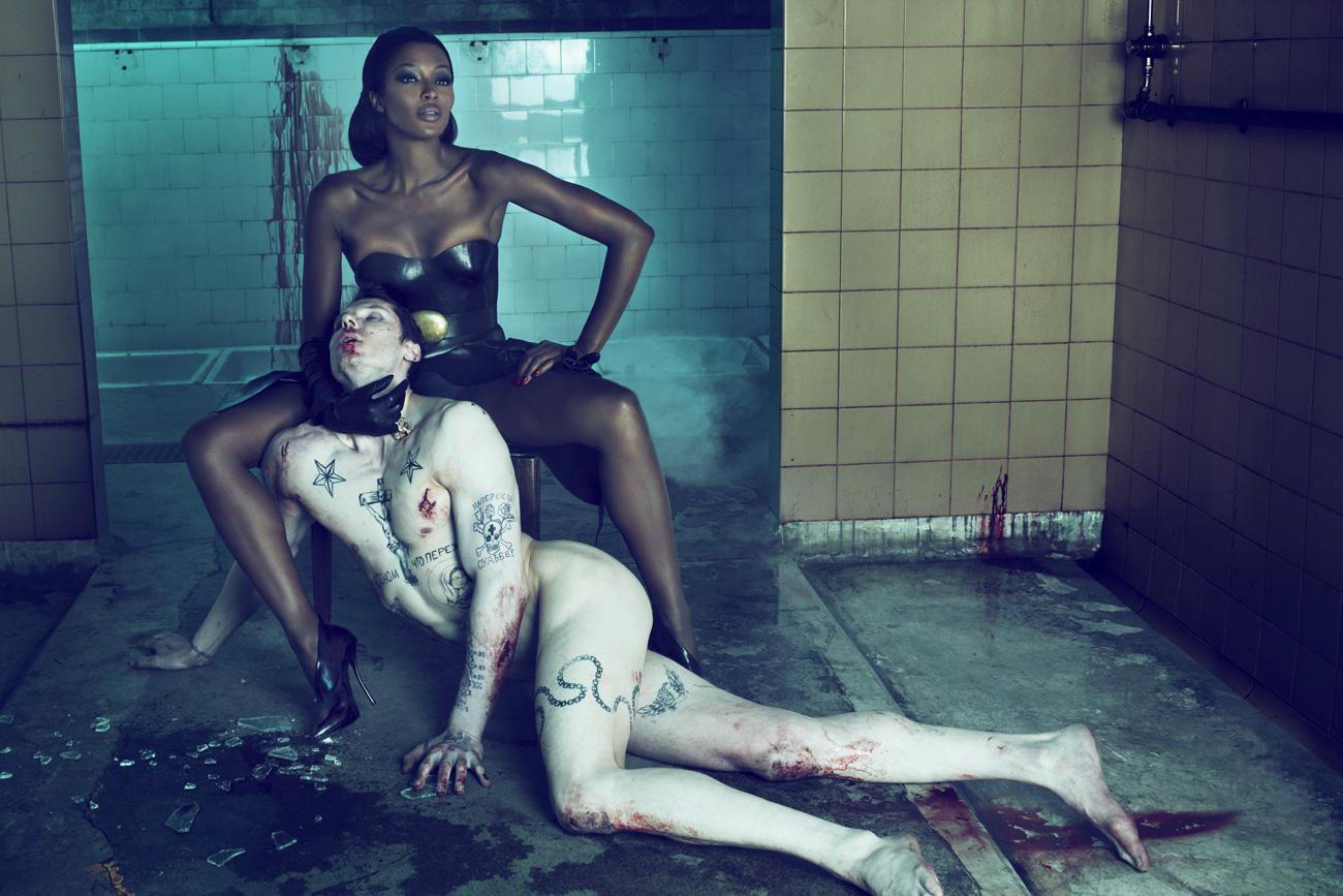 Фото провокационные моделей мужчин с женщинами 22 фотография