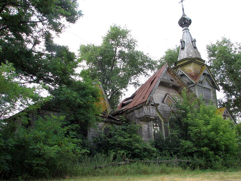Путин - 3 церкви в день