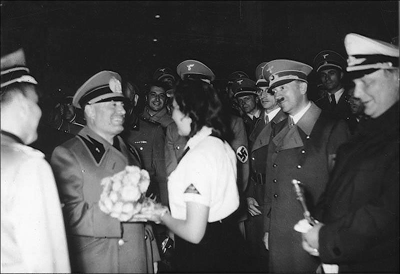 Fuhrer in love
