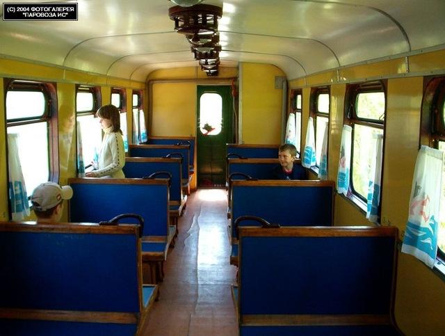 Польские вагоны схема